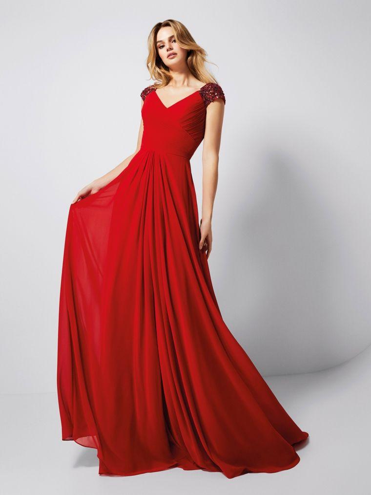 Vestiti Per Cerimonia Economici.Abiti Da Cerimonia Economici E Una Proposta Con Un Vestito Rosso