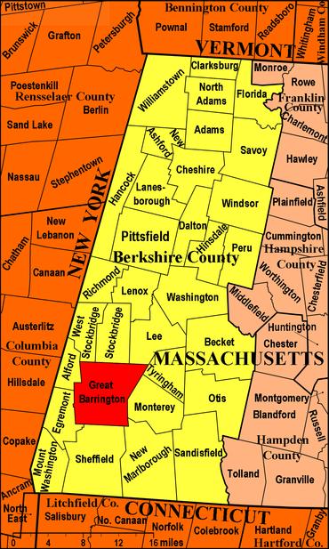 Great Barrington Berkshire County Massachusetts Genealogy In