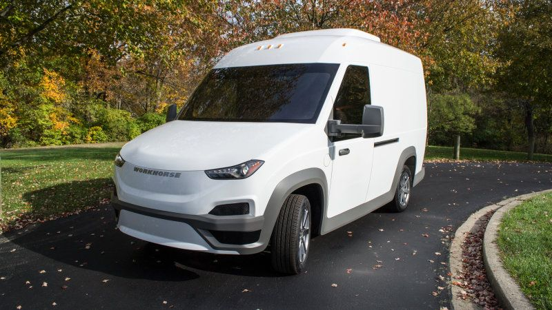 Workhorse Announces N Gen Electric Van With Integrated Delivery Drone