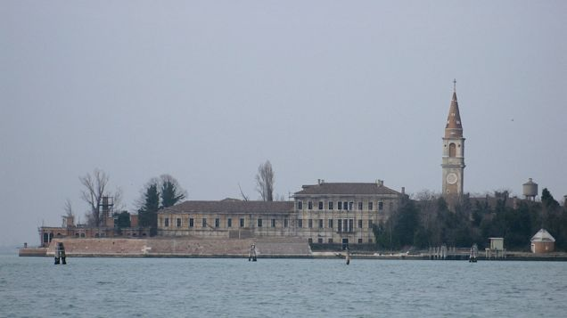 The Poveglia Island Asylum or the Island of Madness, Venice, Italy (between 1922 and 1968) The Creepy World of Abandoned Asylums