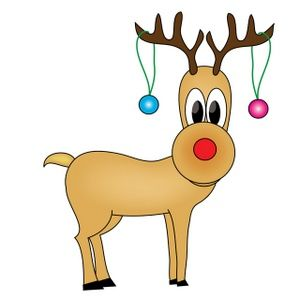 free holiday clip art reindeer clip art images reindeer stock rh pinterest com clipart reindeer faces clipart reindeer faces