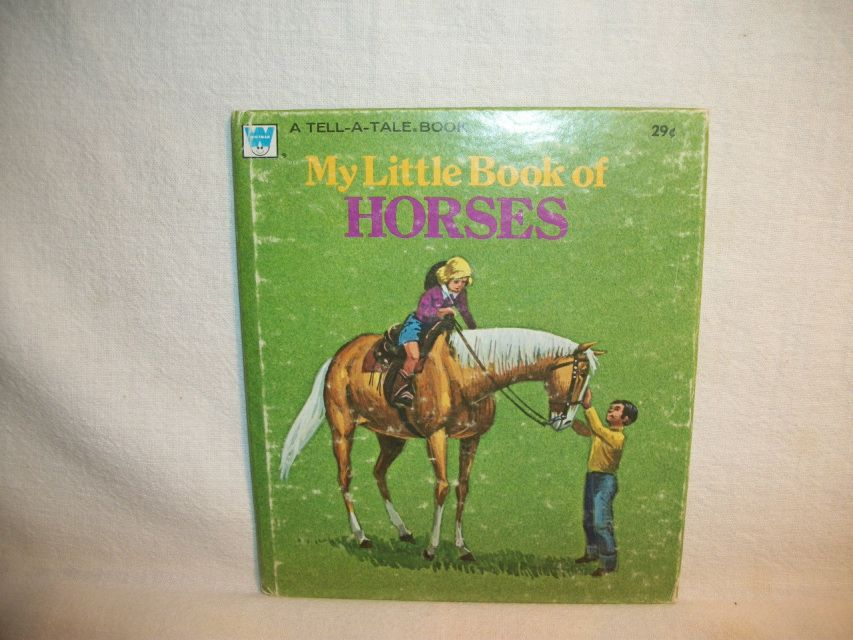 "I added ""My Little Book of Horses VTG"" to an #inlinkz linkup!http://www.avintageaddiction.com/store/p289/My_Little_Book_of_Horses_Tell_a_Tale_Children%27s_Story_Book_from_A_Vintage_Addicrion.html"