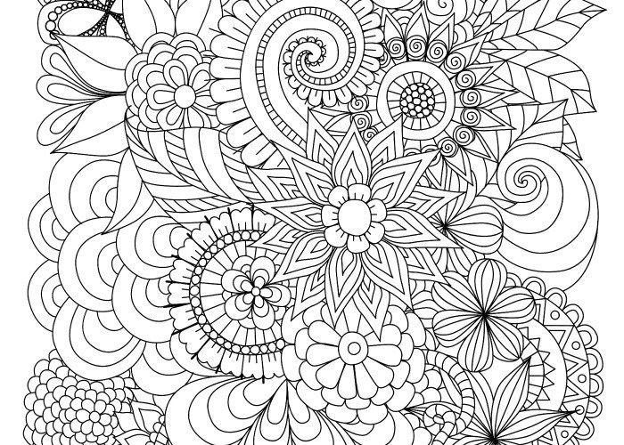 kleuren coloring pages bloem kleurplaten