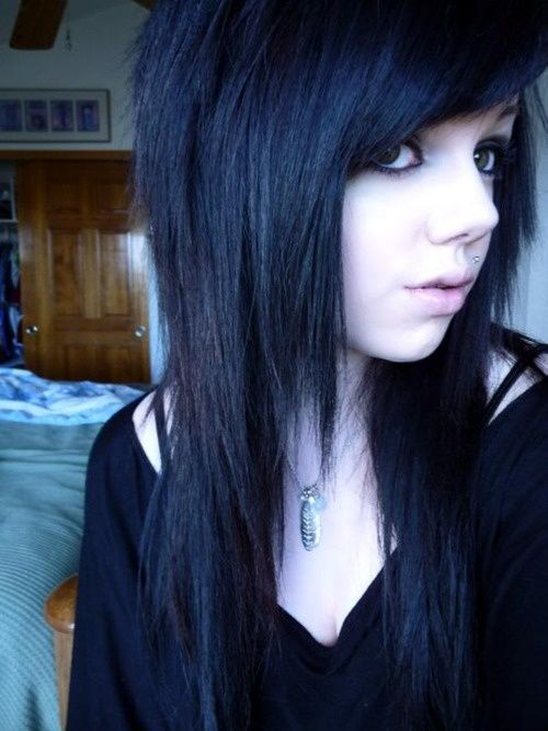 Pin On Emo Hairstyles