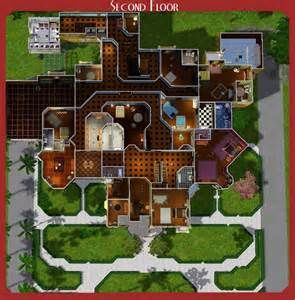 Sarah Winchester House Floor Plan Bing Images 1