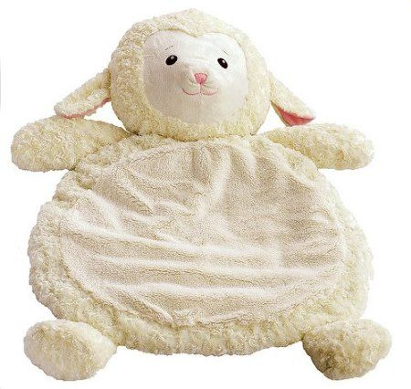 Soft Lambie Mat Great For Tummy Time Littles Baby