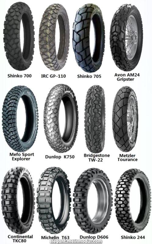 Schöne Reifen