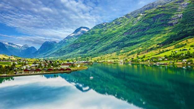 World S Richest And Poorest Countries Revealed Norway Travel Norway Places To Go
