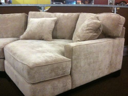 Couch With Cuddler For The Home Living Room Designs