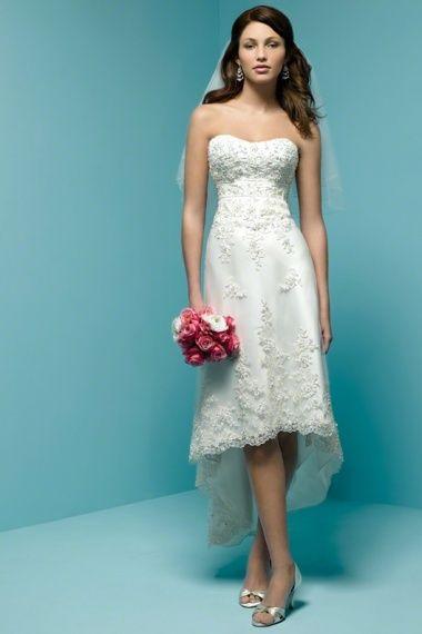 Wedding Dress Style AA0046 Alfred Angelo Wedding dresses Designer ...