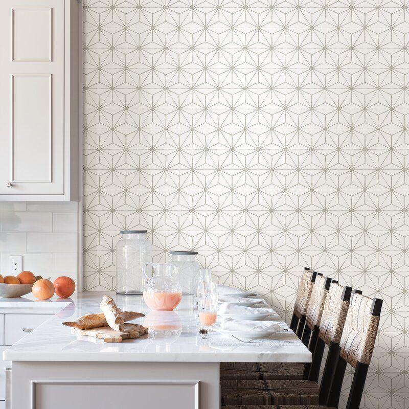 Izaak 18 L X 20 5 W Peel And Stick Wallpaper Roll In 2021 Wallpaper Roll Wallpaper Panels Peel And Stick Wallpaper