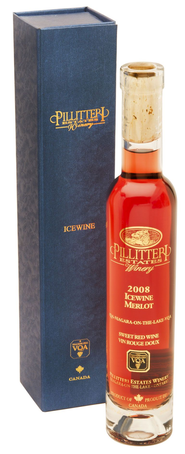 Red Icewine Pillitteri S Merlot Icewine Wine Ice Wine Sweet Red Wines Wine Bottle