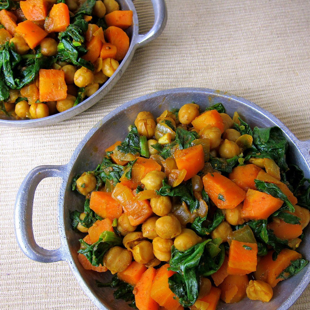 Ethiopian chickpeas babaganosh ethiopian food
