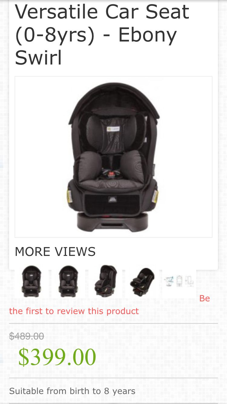 Car seat from birth to 7 years | Baby Must-Haves | Pinterest | Car