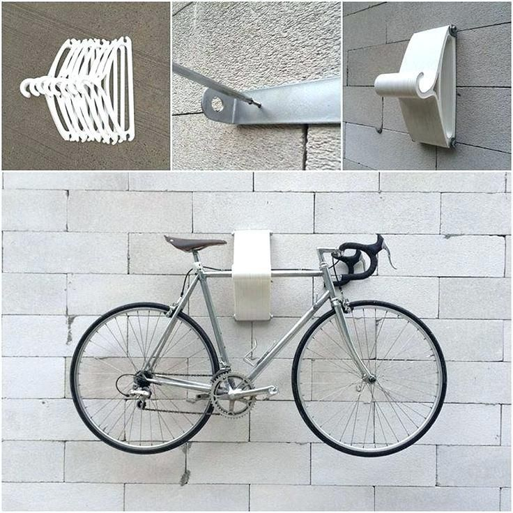 Top 10 DIY Bike Storage Ideas and Inspiration - #Bike #cool #DIY #Ideas #Inspiration #Storage #Top #garageideasstorage
