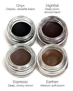 delineadores de diferentes colores