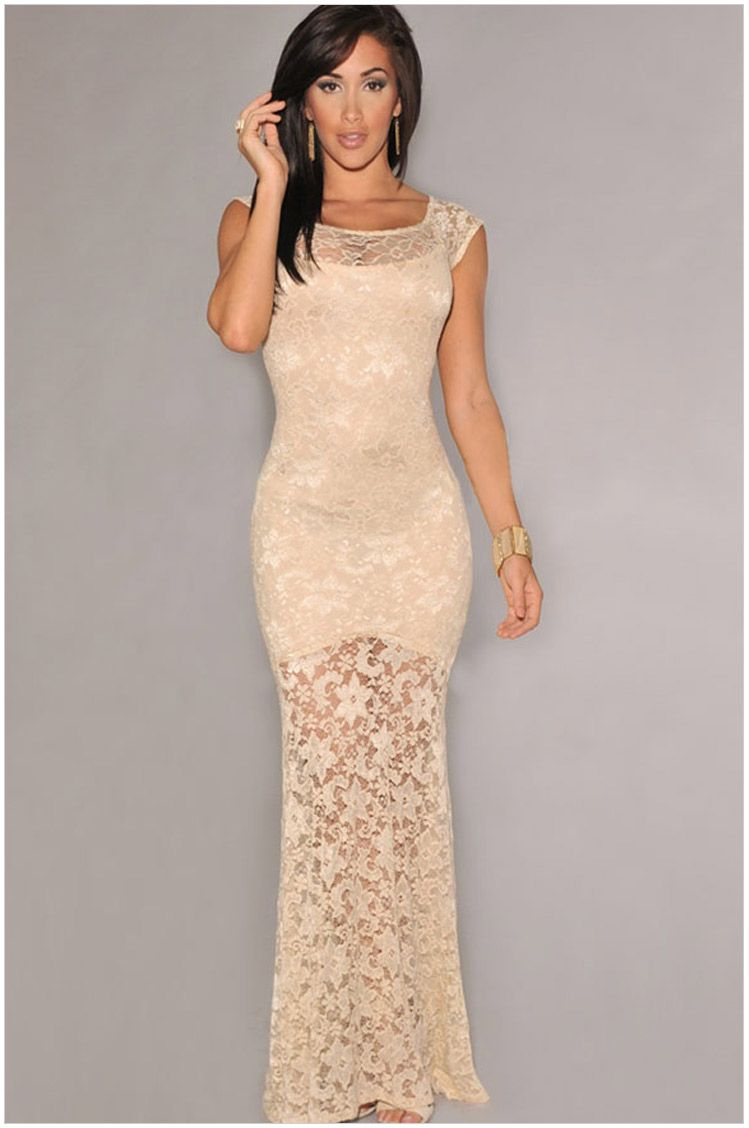 Sexy lace maxi dress ullaproductsexyo