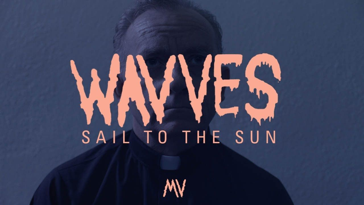 Wavves Sail To The Sun Official Music Video Music Videos Underground Music Music Bands
