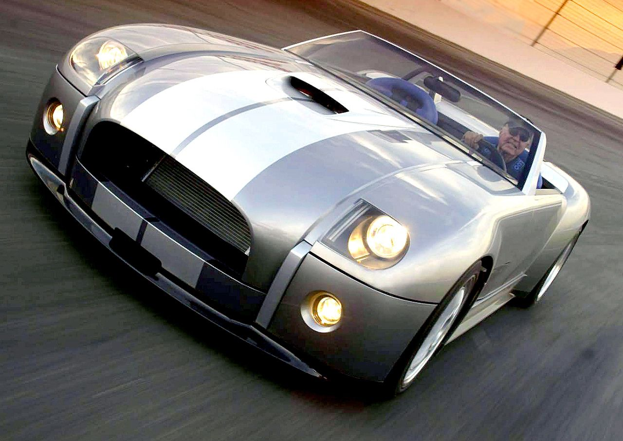 Ford Shelby Cobra Concept 2004 Ford Shelby Cobra Sports Cars Luxury Shelby Cobra