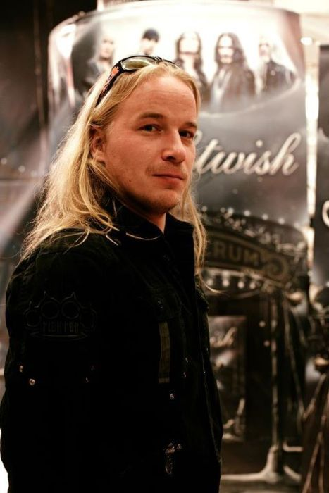 Emppu Vuorinen | Symphonic metal, Pretty face, Musician