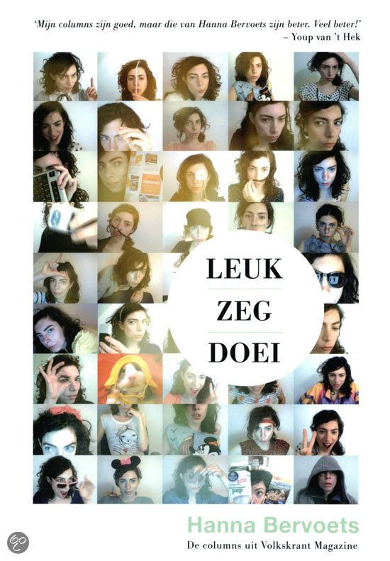 bol.com | Leuk zeg doei, Hanna Bervoets | 9789020412345 | Boeken