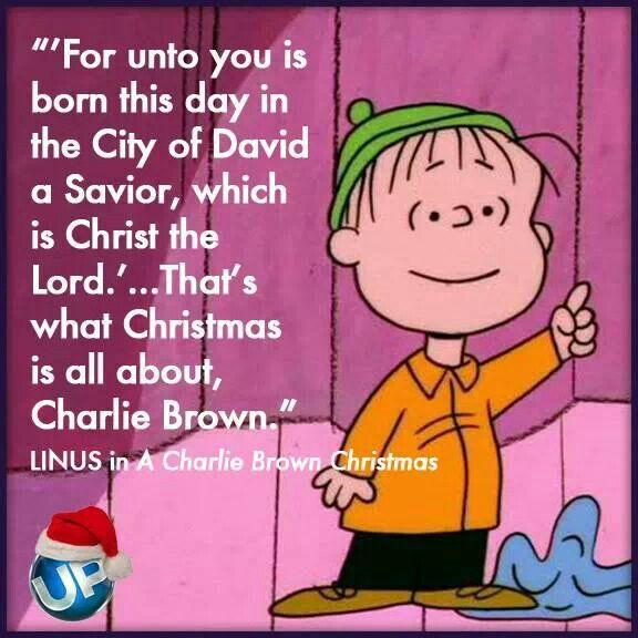 and thats what christmas is all about charlie brown - Peanuts Christmas Quotes
