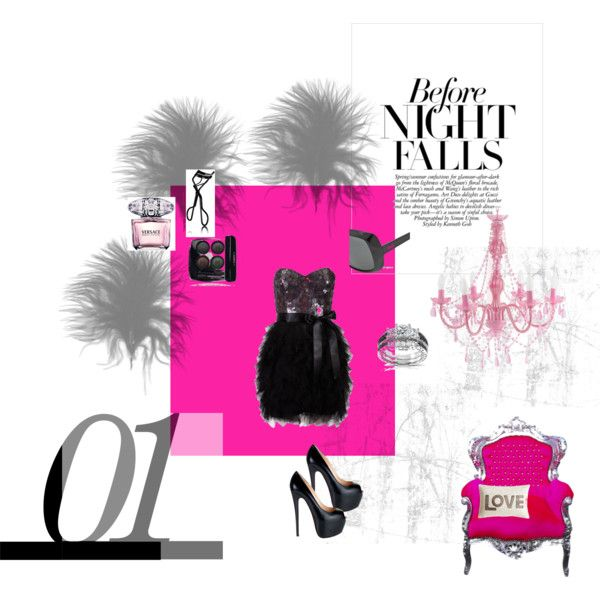 """Partytime"" by annejannicke on Polyvore"