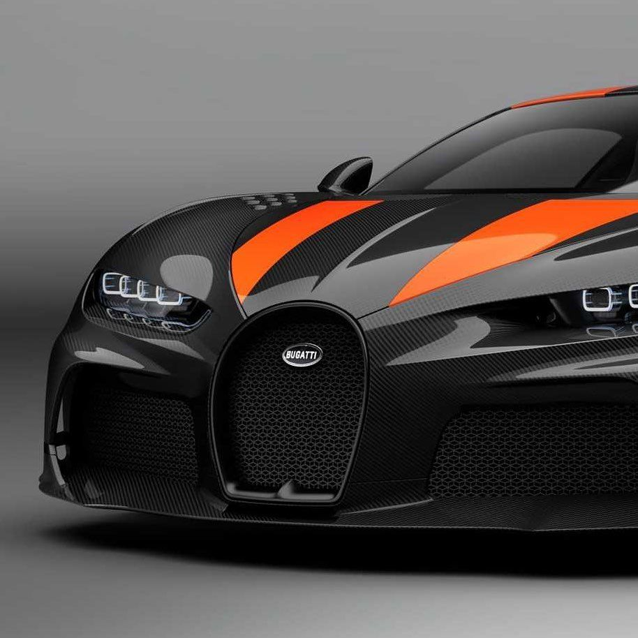Limited To Only 30 Examples Built Bugatti Chiron Super Sport 300 Stunned The World By Breaking 300 Mph Bugatti Chiron Super Sport 300 Bugatti Chiron Bugatti