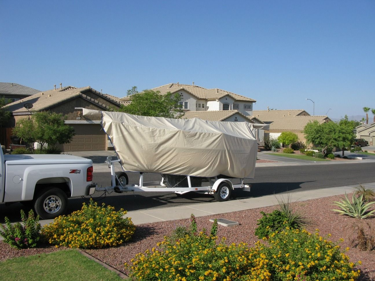 Boat Cover Created By Mauricio L Using Materials From Sailrite Boat Covers Outdoor Decor Canvas Fabric