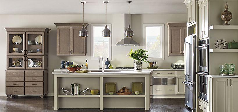 White Modern Thomasville Cabinets, Thomasville Cabinet Reviews