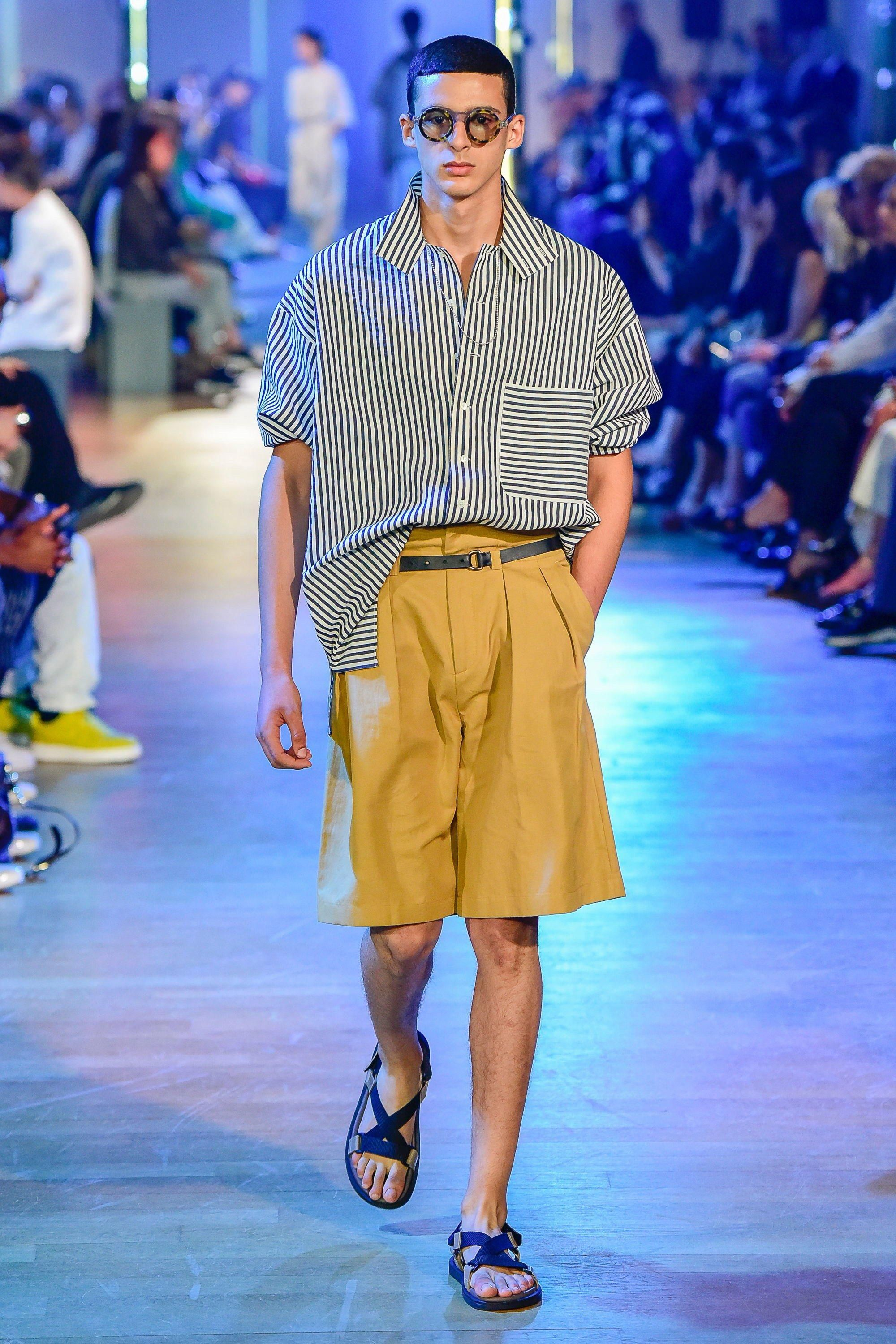 3737de4da549 Cerruti 1881 Spring 2019 Menswear Paris Collection  mensfashionoutfits