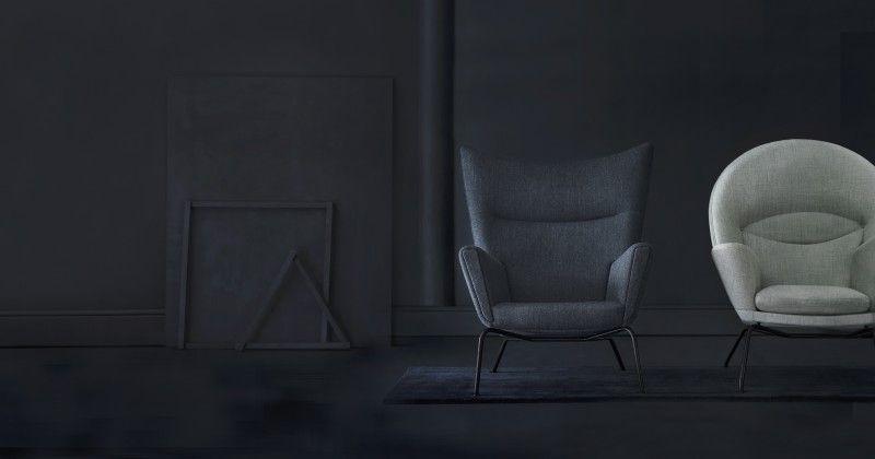 Wing Chair och Oculus Chair