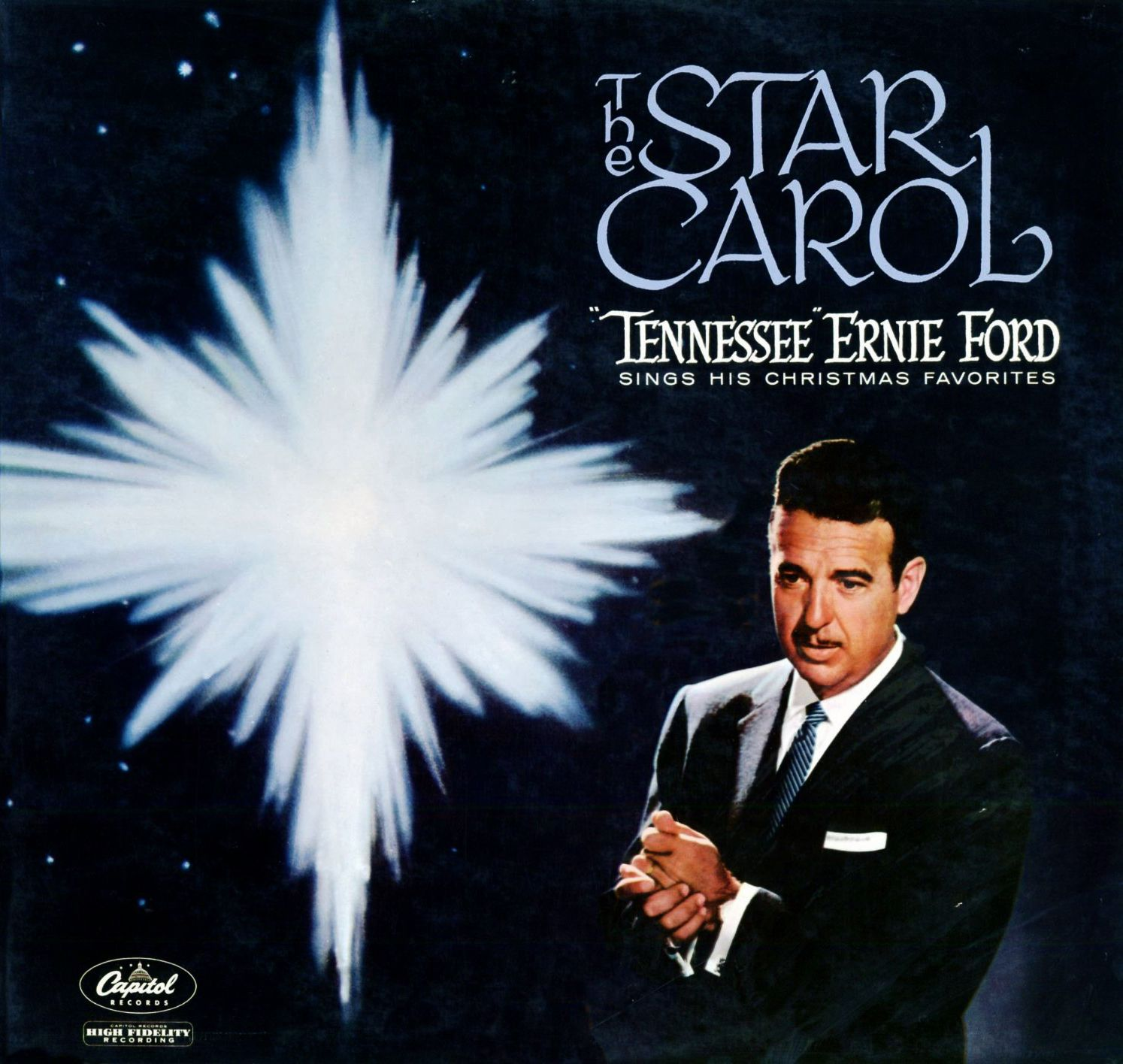 Tennessee Ernie Ford The Star Carol Christmas Albums 2