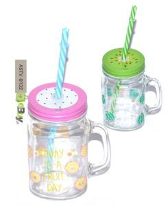 Buy Fruity Mason Jars Online In Pakistan Mason Jars Mason Jar Glasses Jar