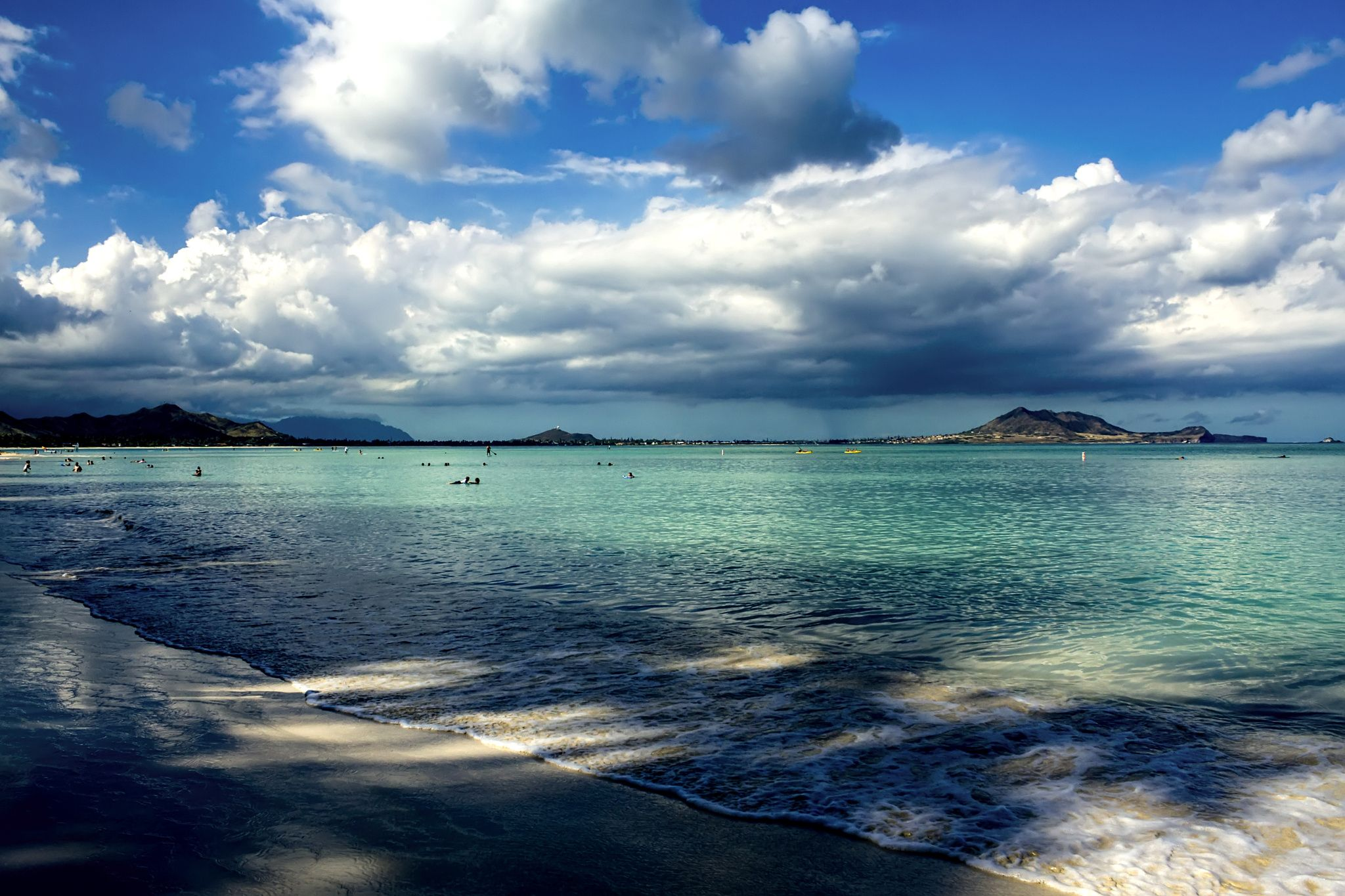 Clouds over Kailua beach ... by Christer Westerlund Color on 500px
