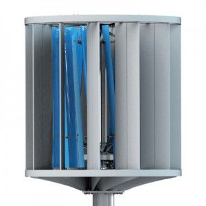 Turbina 1000 Watt. Windkraftanlage für privat und ...