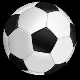 Football Icon Football Lights Soccer Ball Football Icon
