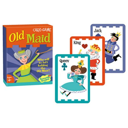 Old Maid Card Game Smart Kids Toys Classic Card Games Card Games For Kids Card Games
