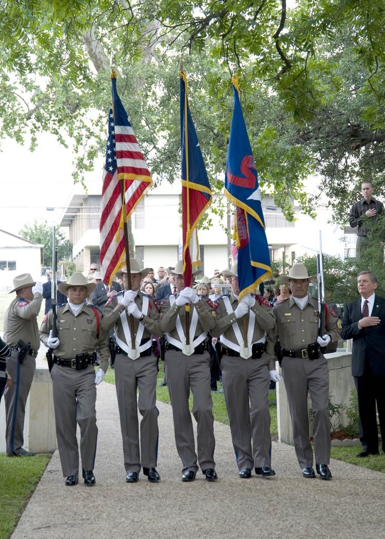 Texas Highway Patrol Honor Guard (With images) Texas