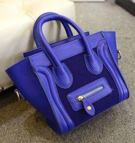 stacy bag hot sale women PU Leather handbag female small smile bag cross-body shoulder bag girl mini tote messenger bags