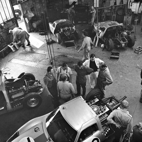 Pinterest the world s catalog of ideas - Garage volkswagen le mans ...