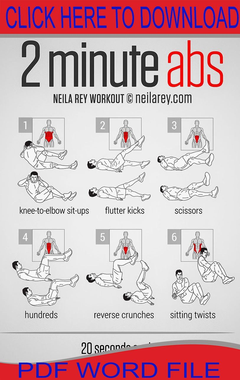 abs workout cardioworkoutschedule where to go pinterest