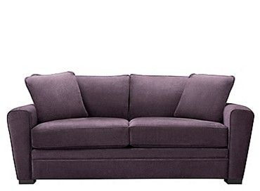 Raymond And Flanigan Sofa Bed Small E Ideas Raymour Purple Sleeper Whats Not To Like It S
