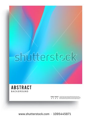 Covers template with liquid color colorful shapes elegant design for cover and abstract background also rh pinterest