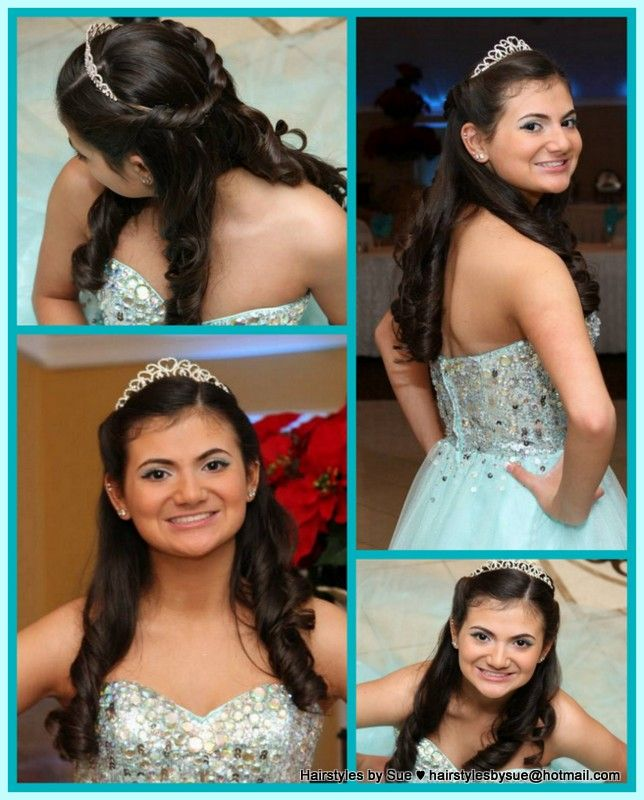 Pin On Party And Formal Hairstyles