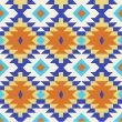 Royalty-Free Stock Vector Image: Ethnic seamless pattern