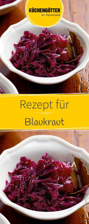 Blaukraut mit Marzipan | Rezept | Festessen: Köstliche Weihnachten ...