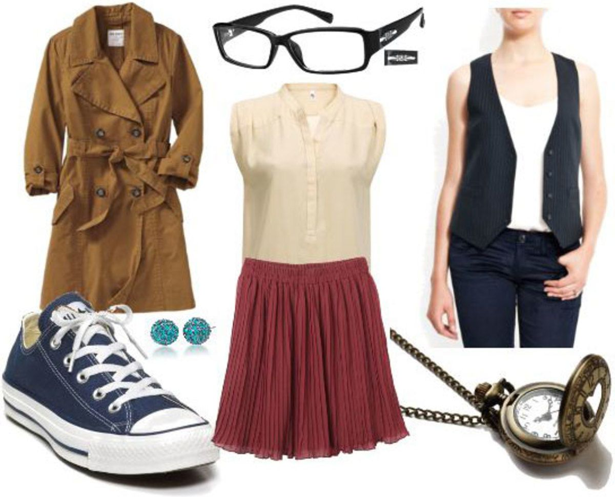 Looks - Chic: Geek fashion inspired by bbc sherlock video