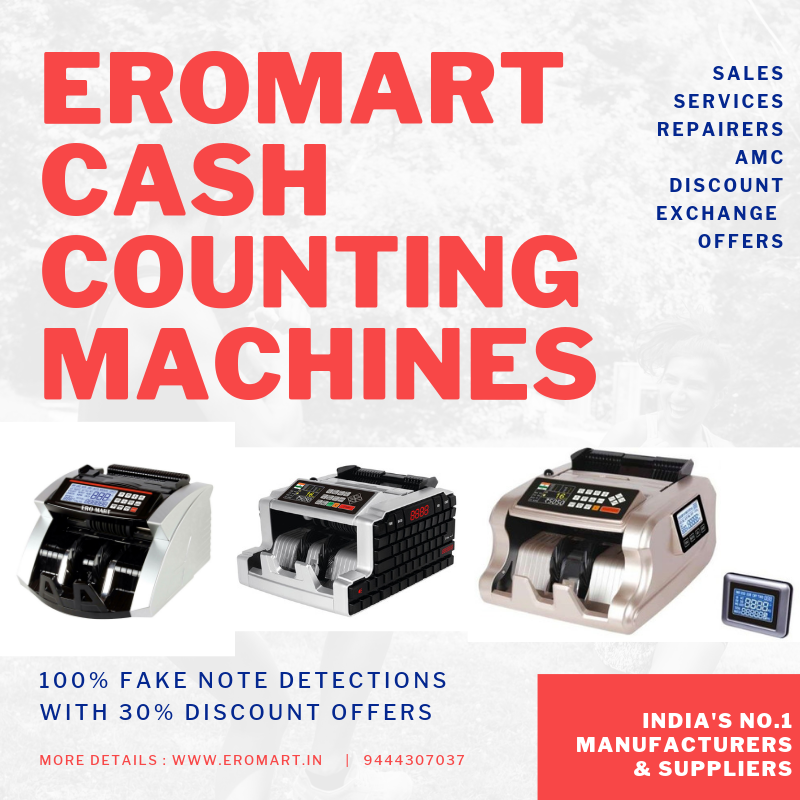 Pin on Cash counting machine in chennai