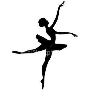 силуэты балерин для снежинок: 4 тыс изображений найдено в ...